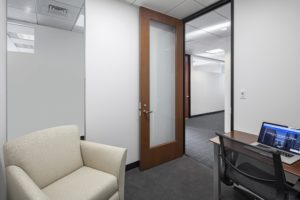 private dc virtual office space