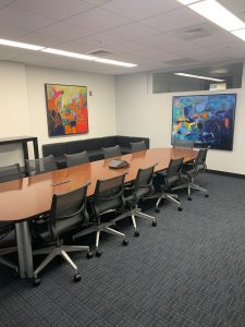 Farragut Business Center board room