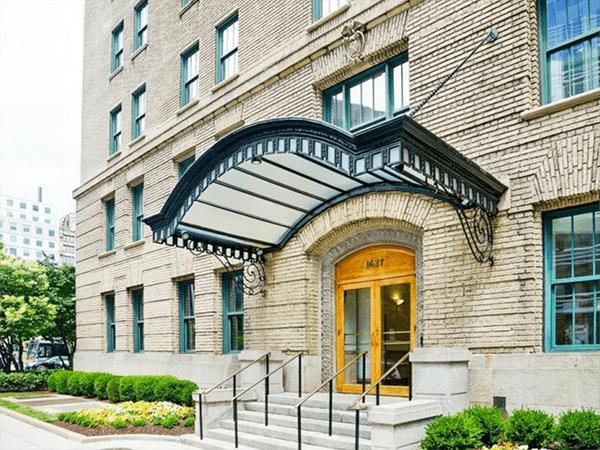 Farragut Center in Washington DC